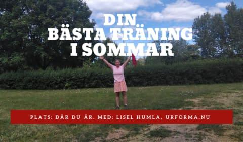 Bästa träningen i sommar