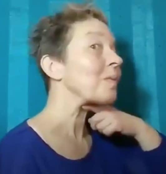 Dubbelhakedans - Ansiktsgympa med Lisel Humla, Urforma nu